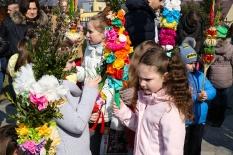 Niedziela Palmowa, 25.03.2018r.